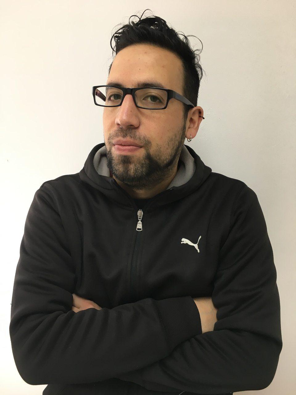 Felipe Vega - Jefe de Producción