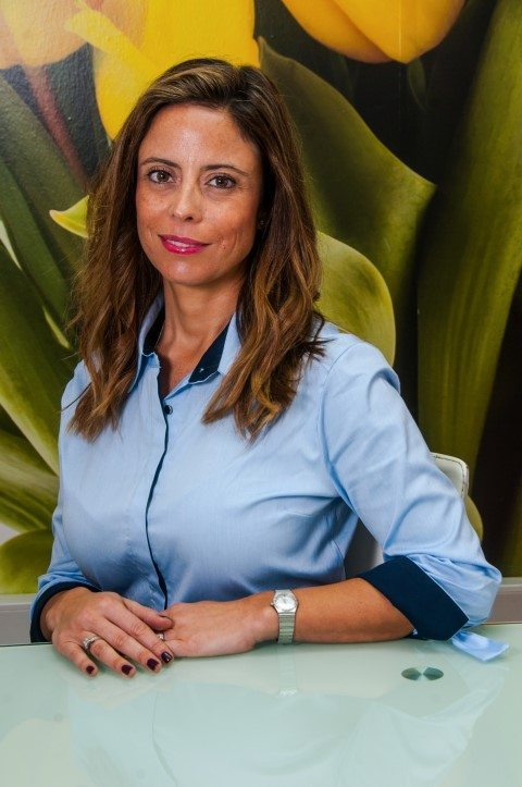 Mº Soledad Apey - Gerente Comercial